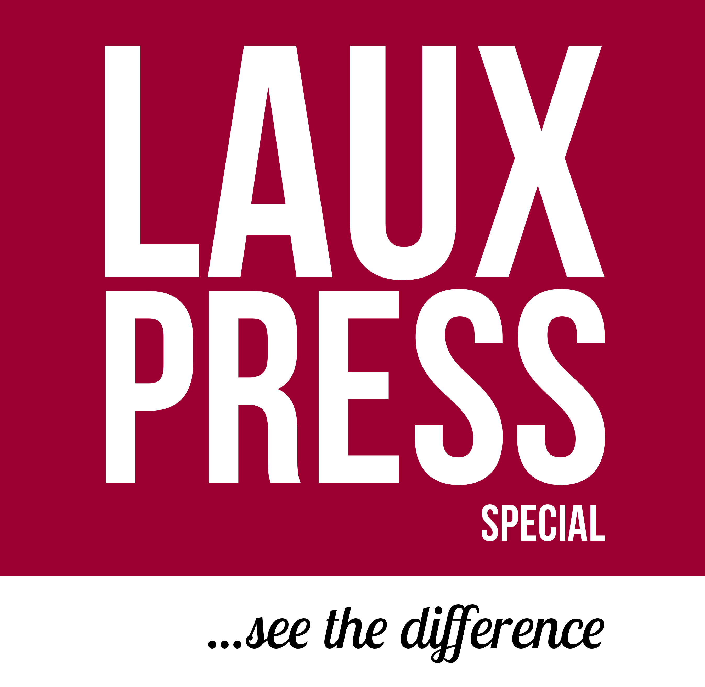 Laux Press Special Logo